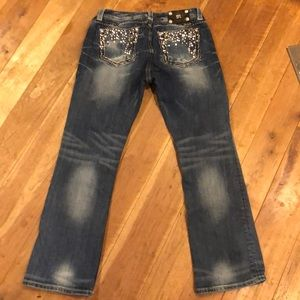 Women's Miss Me Jeans size 31x31